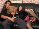 Он увидел тетю как она занимается онанизмом и сам начал дрочить - 10:43